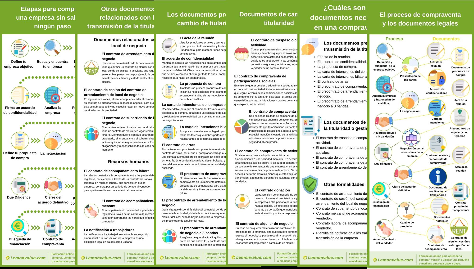 Lemon Value_Infografias curso documentos