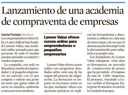 Diario Expansion Lemon Value