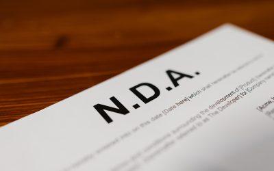 ¿Cómo redactar un acuerdo de confidencialidad para la compra de una empresa?